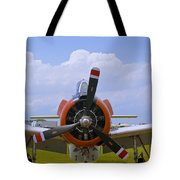 T-28 Nose Tote Bag