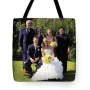T And T 17 Tote Bag