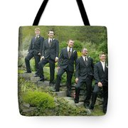 T And T 21 Tote Bag