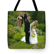 T And T 22 Tote Bag