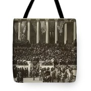 T. Roosevelt Inauguration Tote Bag