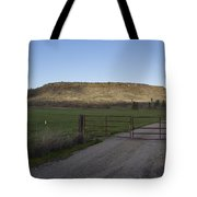 Table Rock Afternoon Tote Bag