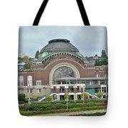 Tacoma Court House Tote Bag