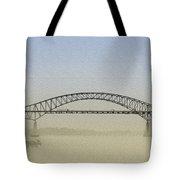 Tacony - Palmyra Bridge Tote Bag