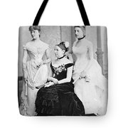Taft Family, 1884 Tote Bag