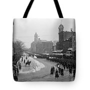 Taft Inauguration, 1909 Tote Bag