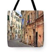 Taggia In Liguria Tote Bag