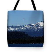 Tahoe Parasailing Tote Bag