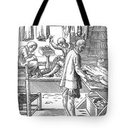 Tailors, 16th Century Tote Bag