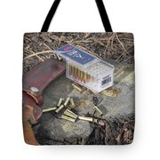 Take A Shot Tote Bag