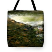 Beautiful River Tote Bag