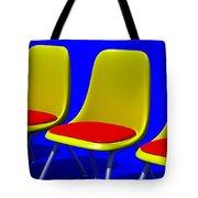 Take Your Seat Tote Bag