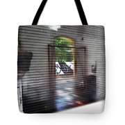 Taking Miro At Speed Tote Bag