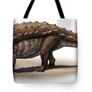 Talarurus Plicatospineus, A Prehistoric Tote Bag