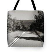 Talimena Roads I Tote Bag