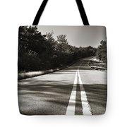 Talimena Roads II Tote Bag