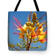 Tall And Bright Tote Bag
