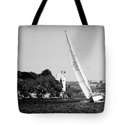 Tall Ship Race 1 Tote Bag