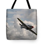Hurricane - Tally Ho Tote Bag