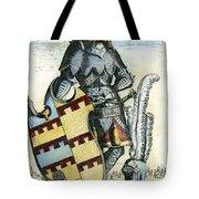 Tamerlane (1336?-1405) Tote Bag