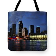 Tampa Convention Center Tote Bag