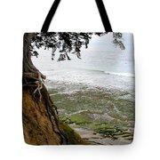 Tangled Overlook Tote Bag