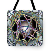 Tangled Web Tote Bag