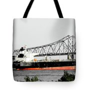 Tanker Baton Rouge Tote Bag