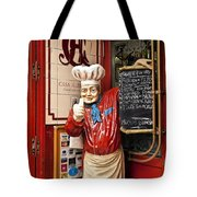Tapas Restaurant Tote Bag