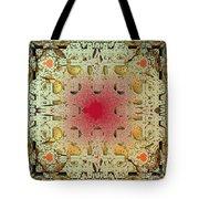 Tapestry Mandelbrot Tote Bag