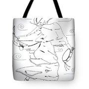 Tarantella Dance - Italy Tote Bag