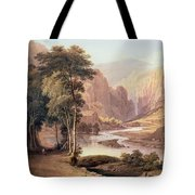 Tasmanian Gorge Tote Bag