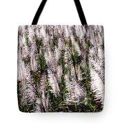 Tasseled Sugarcane Tote Bag