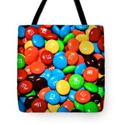 Tasting Color Tote Bag