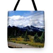 Tatoosh Range Tote Bag