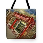 Tattoo Shop Tote Bag