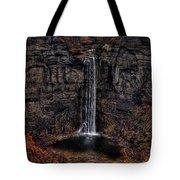 Taughannok Falls II - Hdr Tote Bag