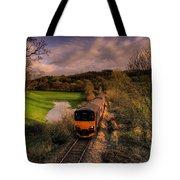 Taw Valley Tote Bag by Rob Hawkins