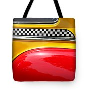 Taxi 1946 Desoto Detail Tote Bag