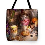 Tea Party - The Magic Of A Tea Party  Tote Bag