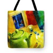 Tea Pot Tote Bag
