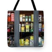Tea Shop Tote Bag