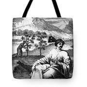 Tea: Treatise, 1687 Tote Bag