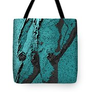 Teal Appeal Tote Bag