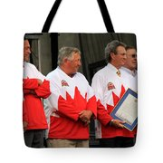 Team Canada 1 Tote Bag