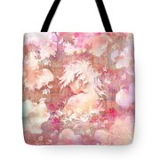 Tears Of The Rain Tote Bag