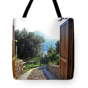 Technicolor World Tote Bag