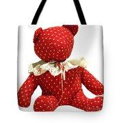 Teddy Bear Of Love Tote Bag