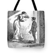 Telegram: Death, 1879 Tote Bag
