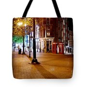 Telephone Boxes Tote Bag